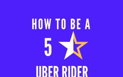 Uber Rider Tips – Things you may not know